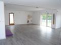 Salle yoga vue mur sud et ouest